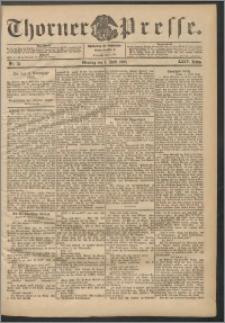 Thorner Presse 1906, Jg. XXIV, Nr. 78 + Beilage, Beilagenwerbung