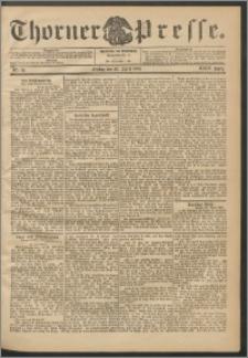 Thorner Presse 1906, Jg. XXIV, Nr. 91 + Beilage