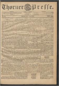 Thorner Presse 1906, Jg. XXIV, Nr. 84 + 1. Beilage, 2. Beilage