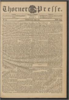 Thorner Presse 1906, Jg. XXIV, Nr. 85 + 1. Beilage, 2. Beilage