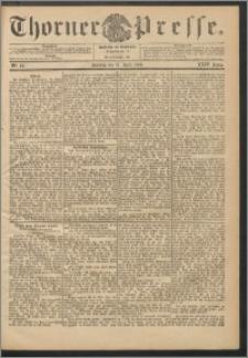 Thorner Presse 1906, Jg. XXIV, Nr. 88 + 1. Beilage, 2. Beilage, 3. Beilage