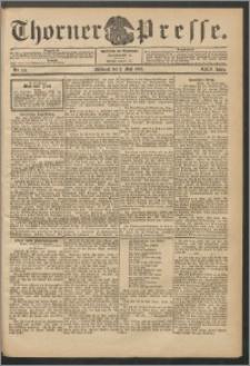Thorner Presse 1906, Jg. XXIV, Nr. 101 + Beilage
