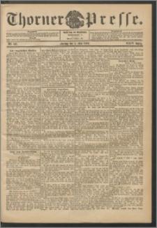 Thorner Presse 1906, Jg. XXIV, Nr. 103 + Beilage