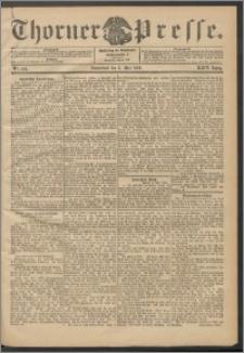 Thorner Presse 1906, Jg. XXIV, Nr. 104 + Beilage, Beilagenwerbung