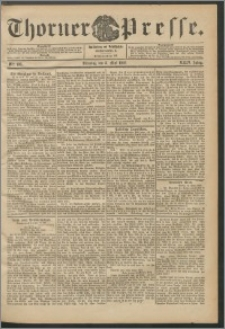 Thorner Presse 1906, Jg. XXIV, Nr. 106 + Beilage