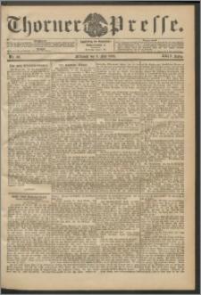 Thorner Presse 1906, Jg. XXIV, Nr. 107 + Beilage