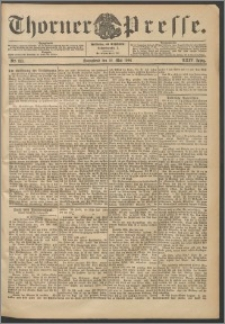 Thorner Presse 1906, Jg. XXIV, Nr. 110 + Beilage