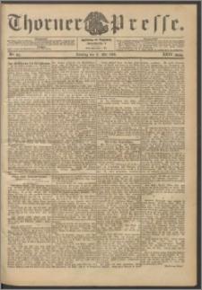 Thorner Presse 1906, Jg. XXIV, Nr. 111 + 1. Beilage, 2. Beilage