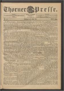 Thorner Presse 1906, Jg. XXIV, Nr. 112 + 1. Beilage, 2. Beilage