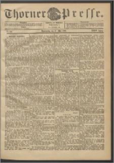 Thorner Presse 1906, Jg. XXIV, Nr. 114 + Beilage
