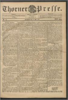 Thorner Presse 1906, Jg. XXIV, Nr. 116 + Beilage