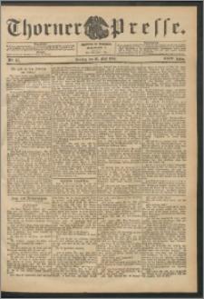 Thorner Presse 1906, Jg. XXIV, Nr. 117 + 1. Beilage, 2. Beilage