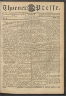 Thorner Presse 1906, Jg. XXIV, Nr. 118 + 1. Beilage, 2. Beilage