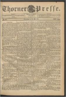 Thorner Presse 1906, Jg. XXIV, Nr. 120 + 1. Beilage, 2. Beilage