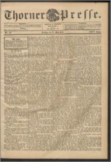 Thorner Presse 1906, Jg. XXIV, Nr. 122 + 1. Beilage, 2. Beilage