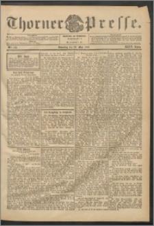 Thorner Presse 1906, Jg. XXIV, Nr. 123 + 1. Beilage, 2. Beilage