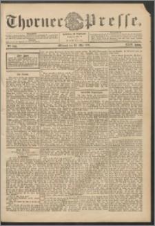 Thorner Presse 1906, Jg. XXIV, Nr. 124 + 1. Beilage, 2. Beilage