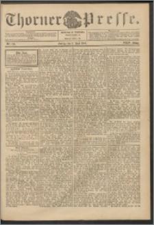 Thorner Presse 1906, Jg. XXIV, Nr. 126 + 1. Beilage, 2. Beilage