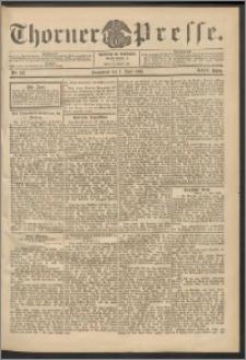 Thorner Presse 1906, Jg. XXIV, Nr. 127 + Beilage