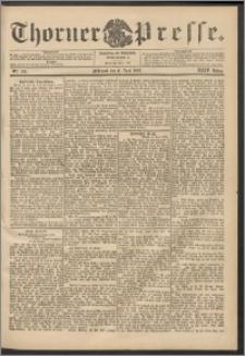 Thorner Presse 1906, Jg. XXIV, Nr. 129 + Beilage