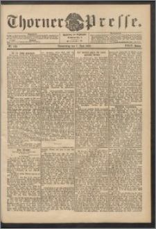 Thorner Presse 1906, Jg. XXIV, Nr. 130 + Beilage