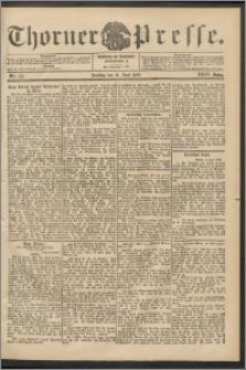 Thorner Presse 1906, Jg. XXIV, Nr. 133 + 1. Beilage, 2. Beilage