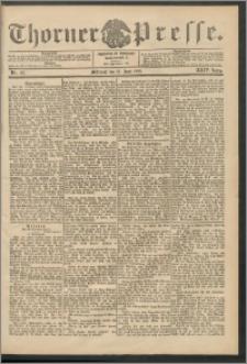 Thorner Presse 1906, Jg. XXIV, Nr. 135 + Beilage