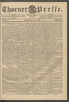 Thorner Presse 1906, Jg. XXIV, Nr. 136 + Beilage