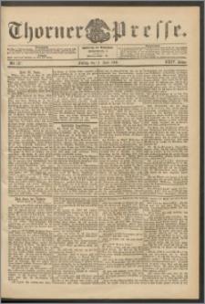 Thorner Presse 1906, Jg. XXIV, Nr. 137 + Beilage, Beilagenwerbung