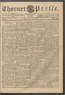 Thorner Presse 1906, Jg. XXIV, Nr. 140 + Beilage
