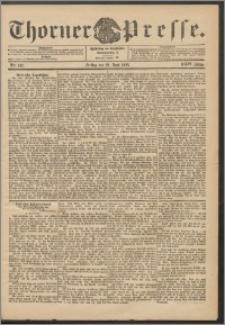 Thorner Presse 1906, Jg. XXIV, Nr. 143 + Beilage