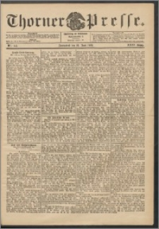 Thorner Presse 1906, Jg. XXIV, Nr. 144 + Beilage