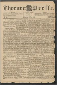 Thorner Presse 1906, Jg. XXIV, Nr. 147 + Beilage