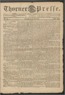 Thorner Presse 1906, Jg. XXIV, Nr. 148 + Beilage