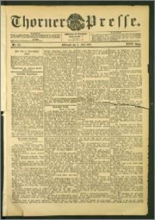 Thorner Presse 1906, Jg. XXIV, Nr. 153 + Beilage