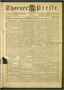 Thorner Presse 1906, Jg. XXIV, Nr. 155 + Beilage