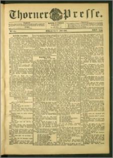 Thorner Presse 1906, Jg. XXIV, Nr. 159 + Beilage