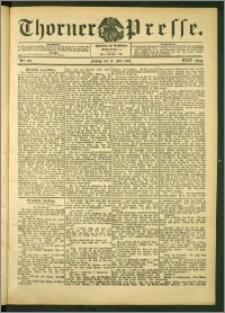 Thorner Presse 1906, Jg. XXIV, Nr. 161 + Beilage