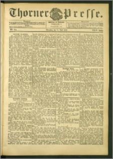 Thorner Presse 1906, Jg. XXIV, Nr. 164 + Beilage