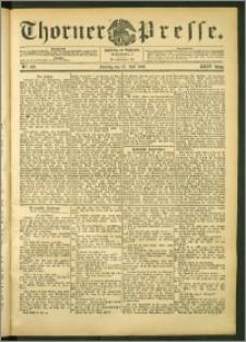 Thorner Presse 1906, Jg. XXIV, Nr. 169 + 1. Beilage, 2. Beilage