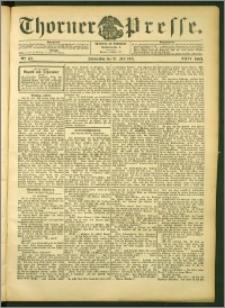 Thorner Presse 1906, Jg. XXIV, Nr. 172 + Beilage