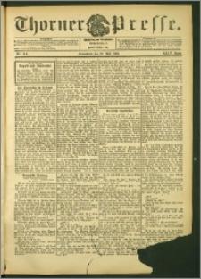 Thorner Presse 1906, Jg. XXIV, Nr. 174 + Beilage