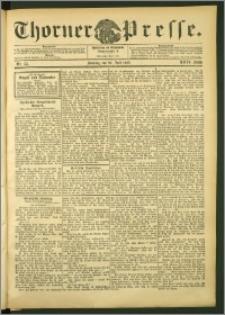 Thorner Presse 1906, Jg. XXIV, Nr. 175 + 1. Beilage, 2. Beilage