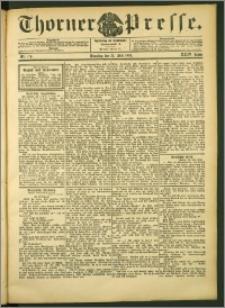Thorner Presse 1906, Jg. XXIV, Nr. 176 + Beilage