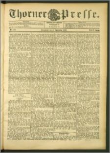 Thorner Presse 1906, Jg. XXIV, Nr. 210 + Beilage
