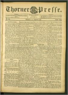 Thorner Presse 1906, Jg. XXIV, Nr. 213 + Beilage
