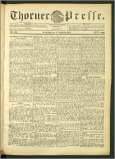 Thorner Presse 1906, Jg. XXIV, Nr. 214 + Beilage, Beilagenwerbung