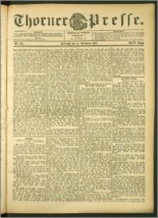 Thorner Presse 1906, Jg. XXIV, Nr. 219 + Beilage