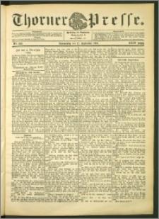 Thorner Presse 1906, Jg. XXIV, Nr. 226 + Beilage