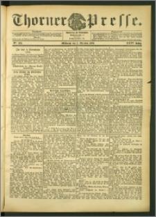 Thorner Presse 1906, Jg. XXIV, Nr. 231 + 1. Beilage, 2. Beilage